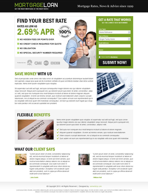 mortgage-loan-landing-page-design