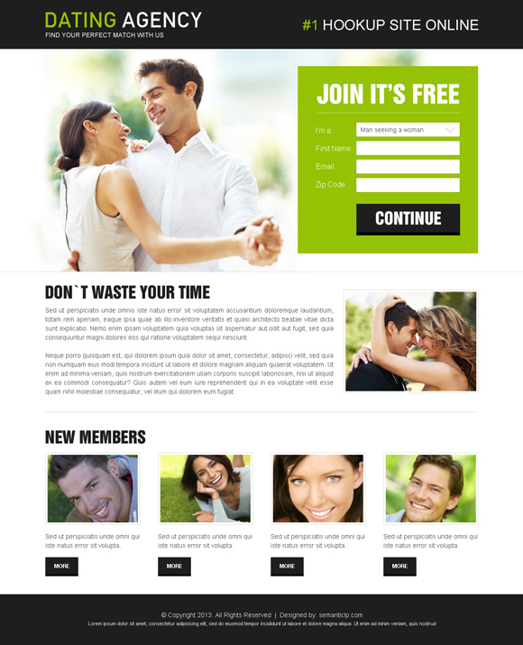 dating membership site