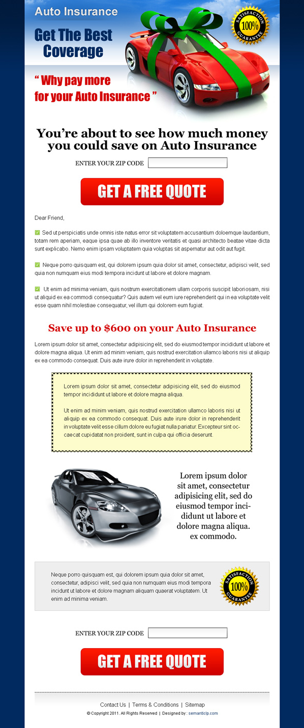 Commercial Car Insurance Hartford
