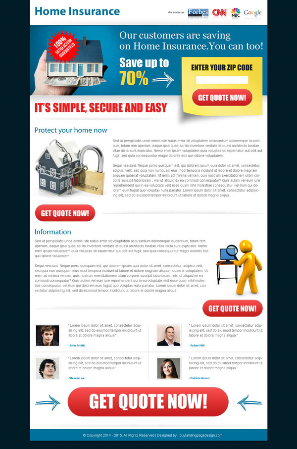 home insurance business lead capture landing page design templates to boost your home insurance business service with lot of quality leads from https://www.buylandingpagedesign.com/buy/effective-home-insurance-zip-capture-landing-page/251