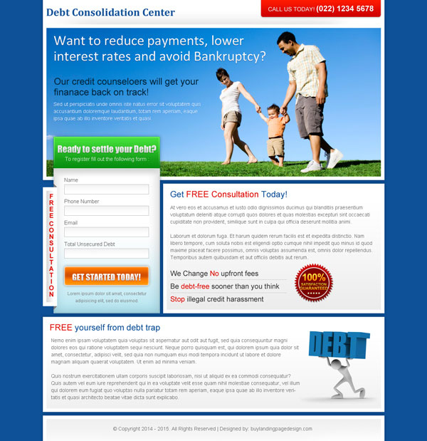debt-consolidation-center-lead-capture-landing-page-design-for-sale-018