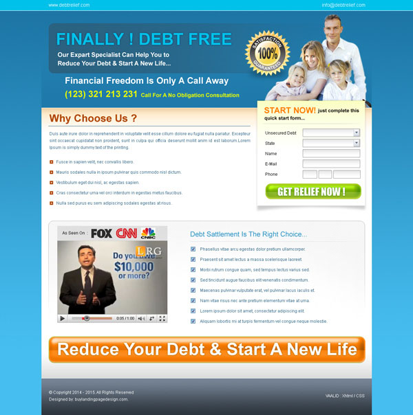financial-debt-freedom-lead-capture-landing-page-design-templates-for-sale-020