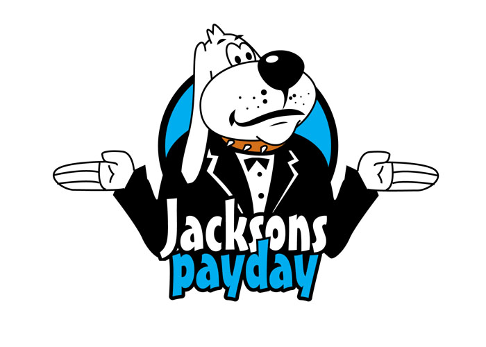 custom payday loan logo design portfolio
