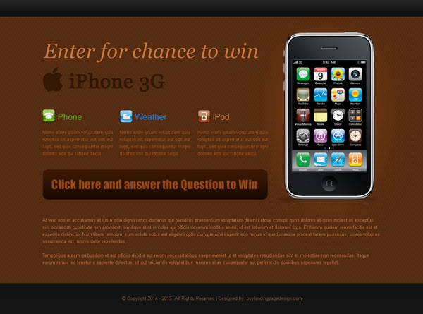 win-a-iphone-landing-page-design-templates-for-sale-027
