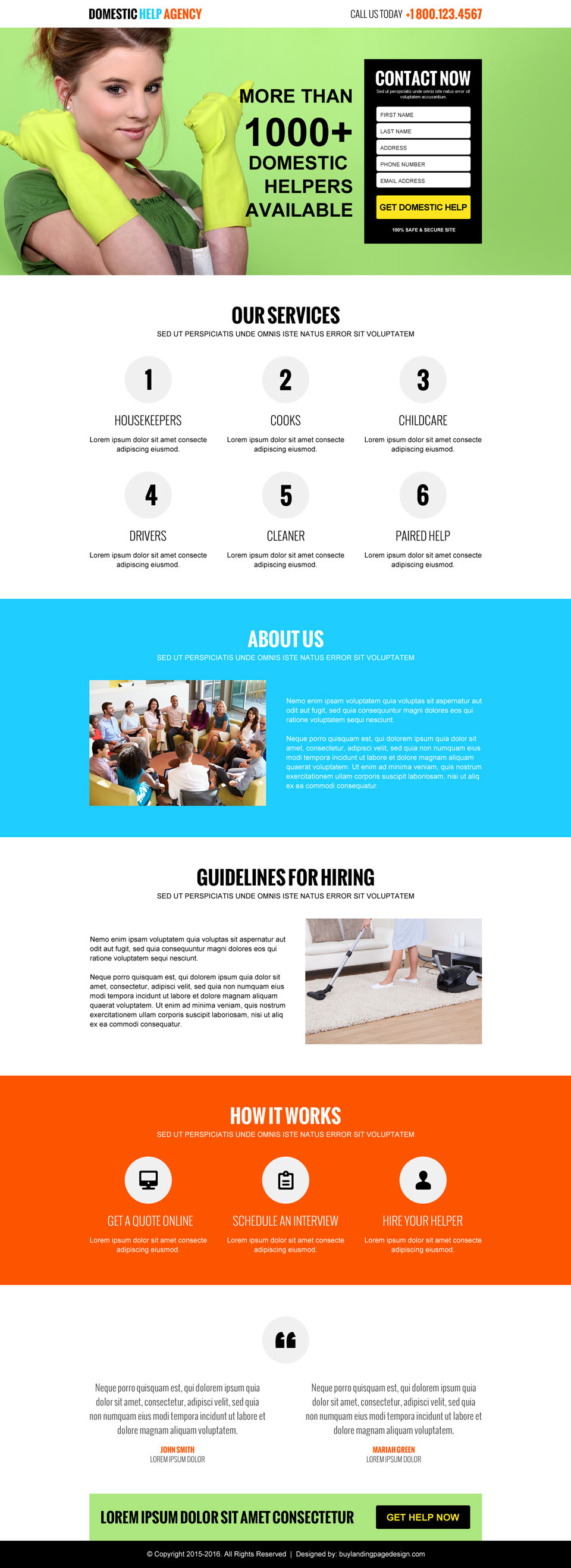 domestic-help-agency-lead-capture-landing-page-design-template-001