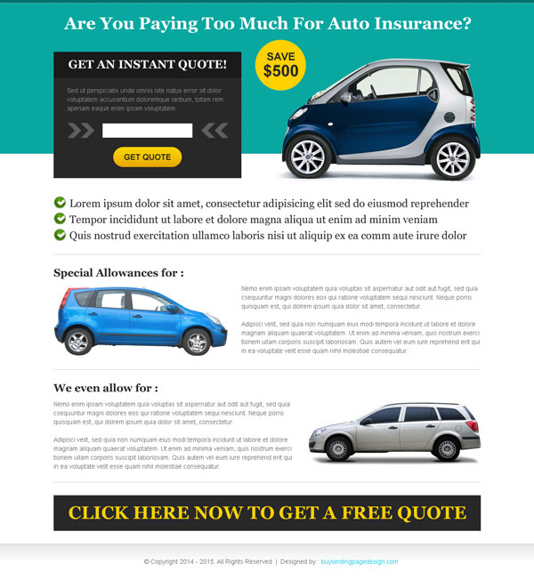 instant-car-insurance-quote-landing-page-design-templates-006