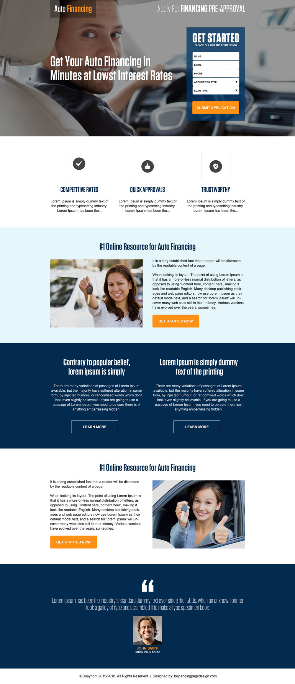 low-interest-rate-auto-financing-lead-gen-landing-page-design-001