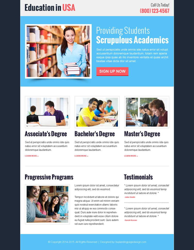 online-education-in-usa-call-to-action-responsive-landing-page-design-template-for-your-education-service-002