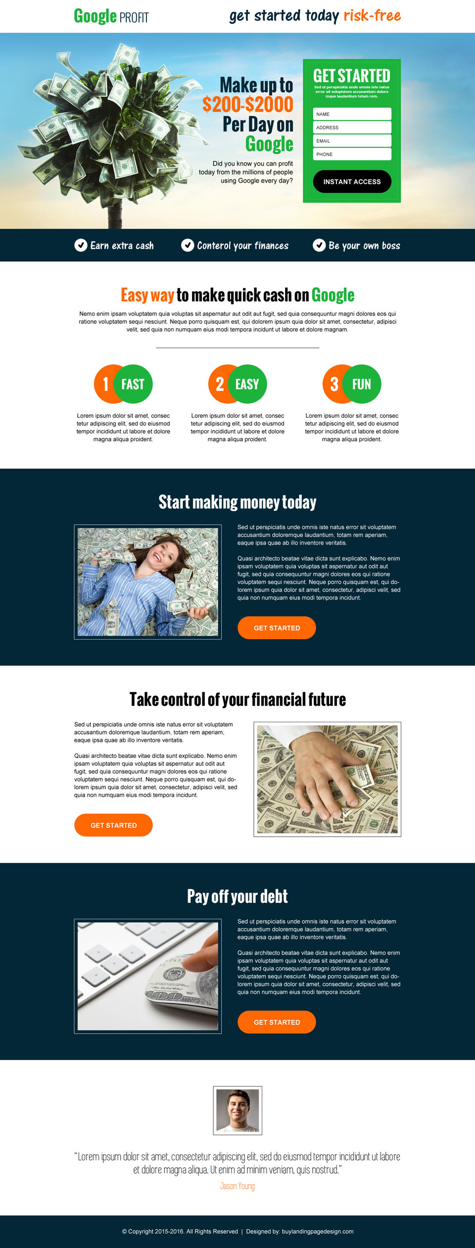 google-money-responsive-lead-capture-landing-page-design-for-quick-cash-001