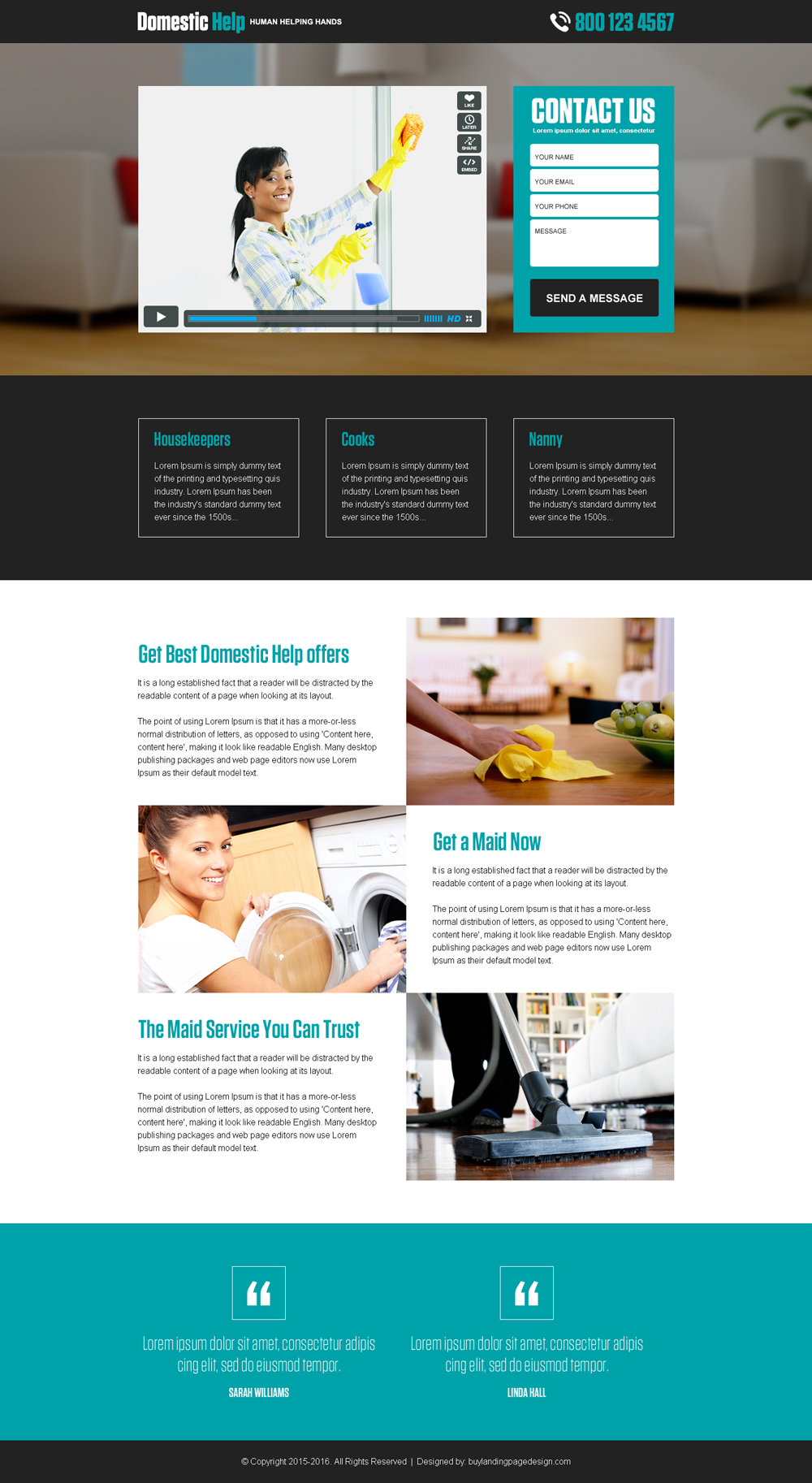 best-domestic-help-video-landing-page-design-to-generate-leads-002