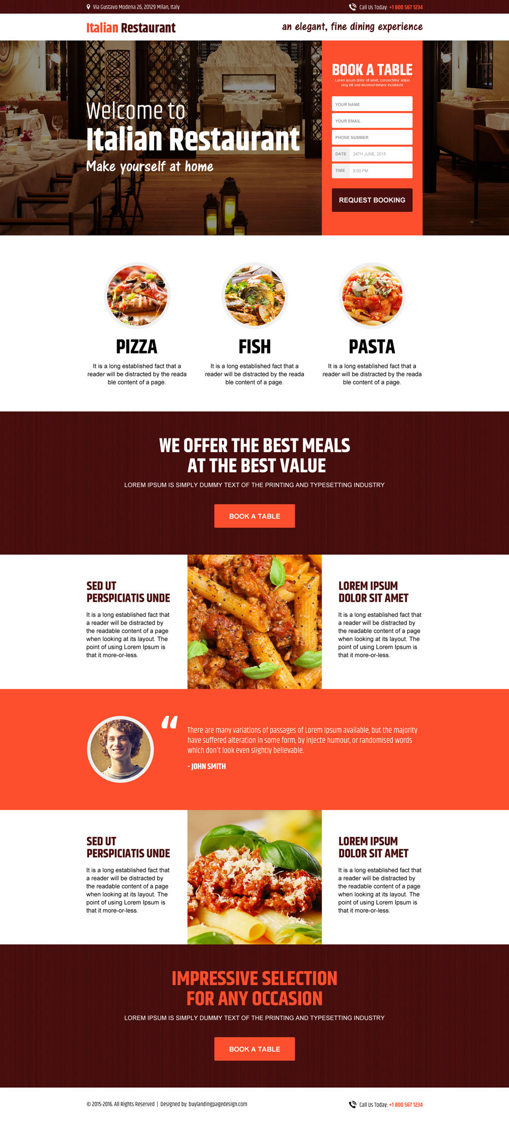 best-italian-restaurant-lead-capture-converting-responsive-landing-page-design-001