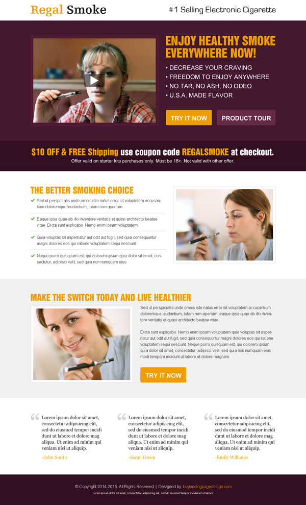 e-cigarette-selling-business-service-video-responsive-landing-page-design-template-004