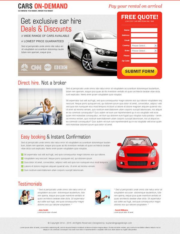 exclusive-car-hire-deals-lead-capture-landing-page-design-templates-007