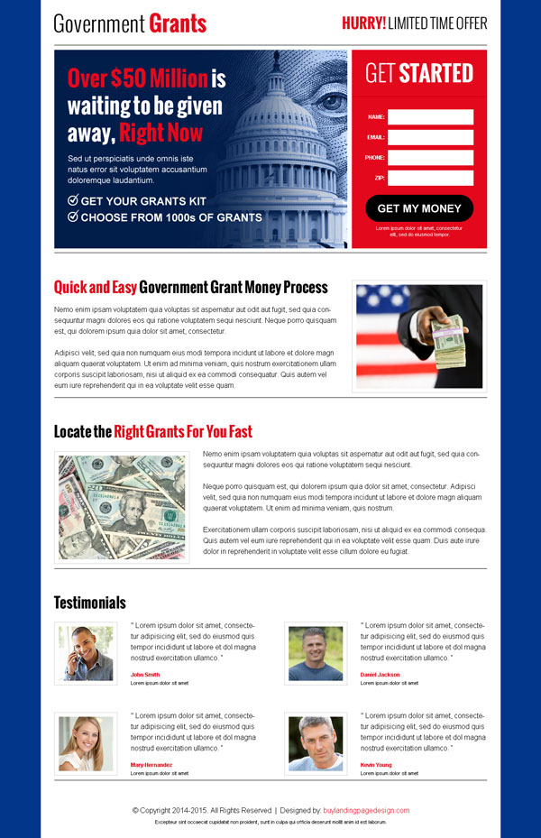 government-grants-money-responsive-lead-capture-landing-page-design-templates-003