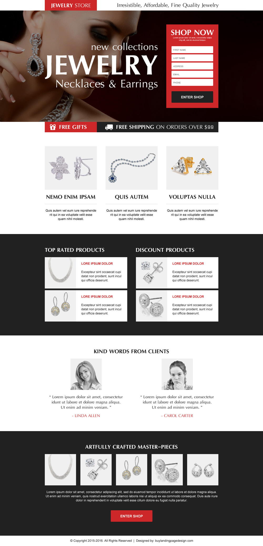 necklaces-and-earring-online-jewelry-store-landing-page-design-that-converts-003