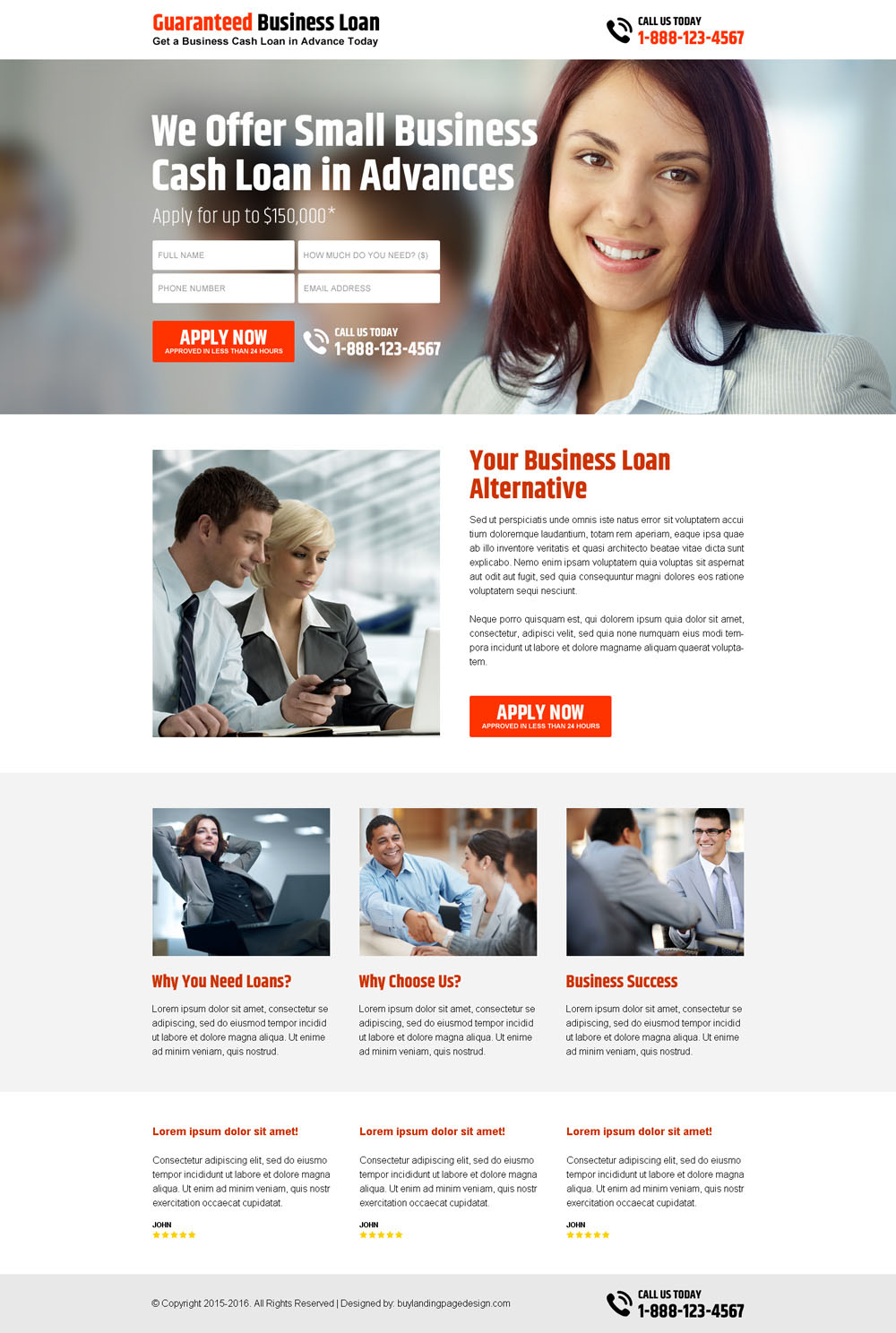 73 best selling landing page designs for marketing success