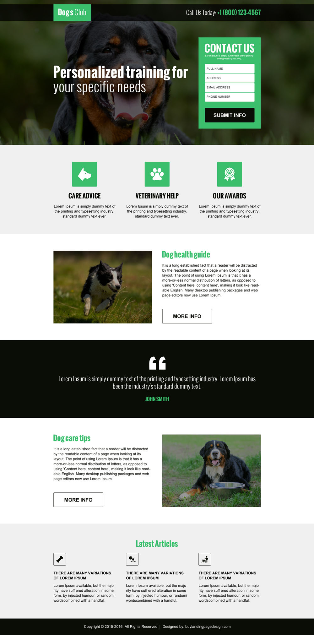 animals-and-pets-club-lead-capture-converting-landing-page-design-001