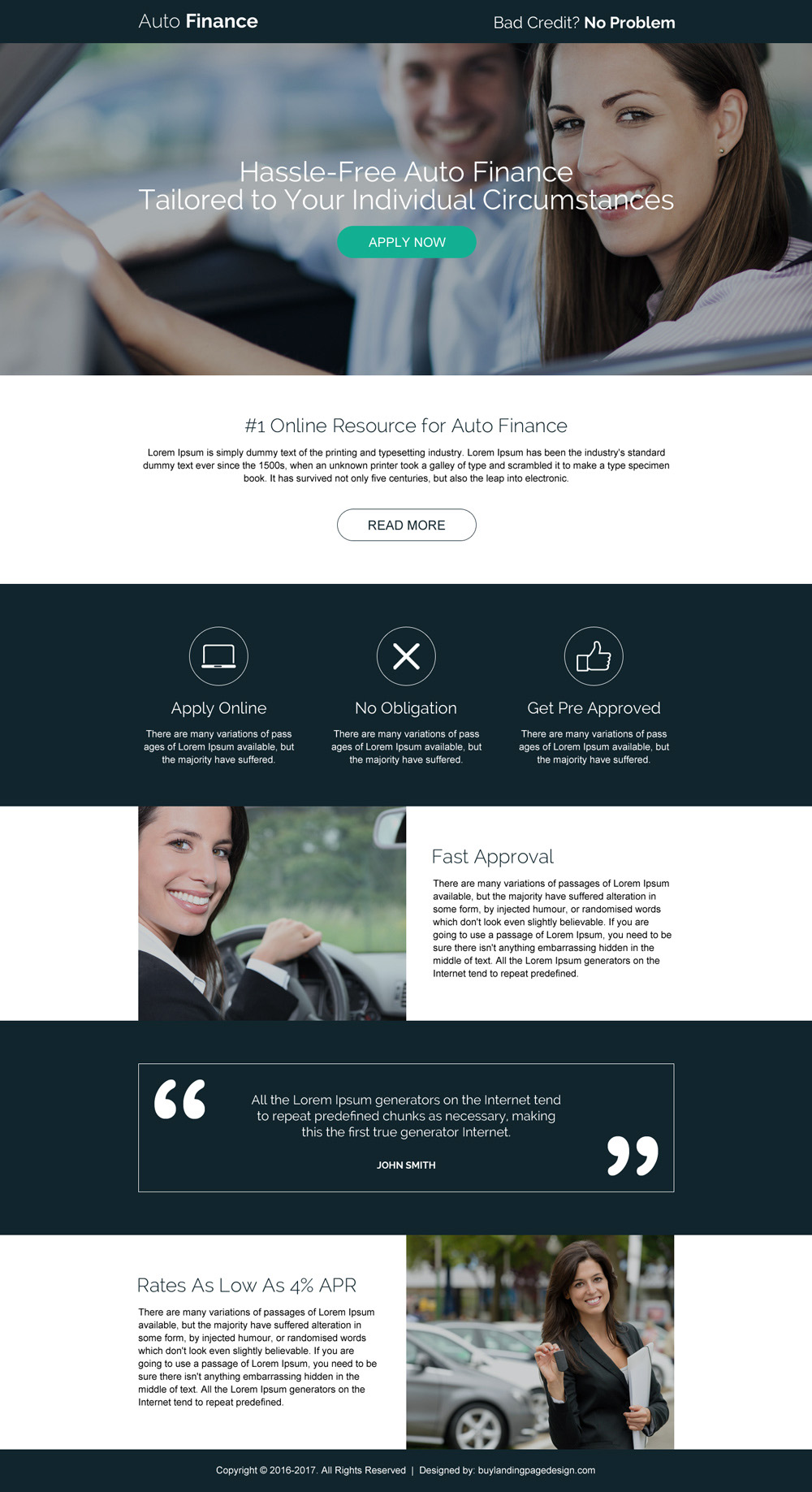 hassle-free-online-auto-finance-call-to-action-landing-page-design-005