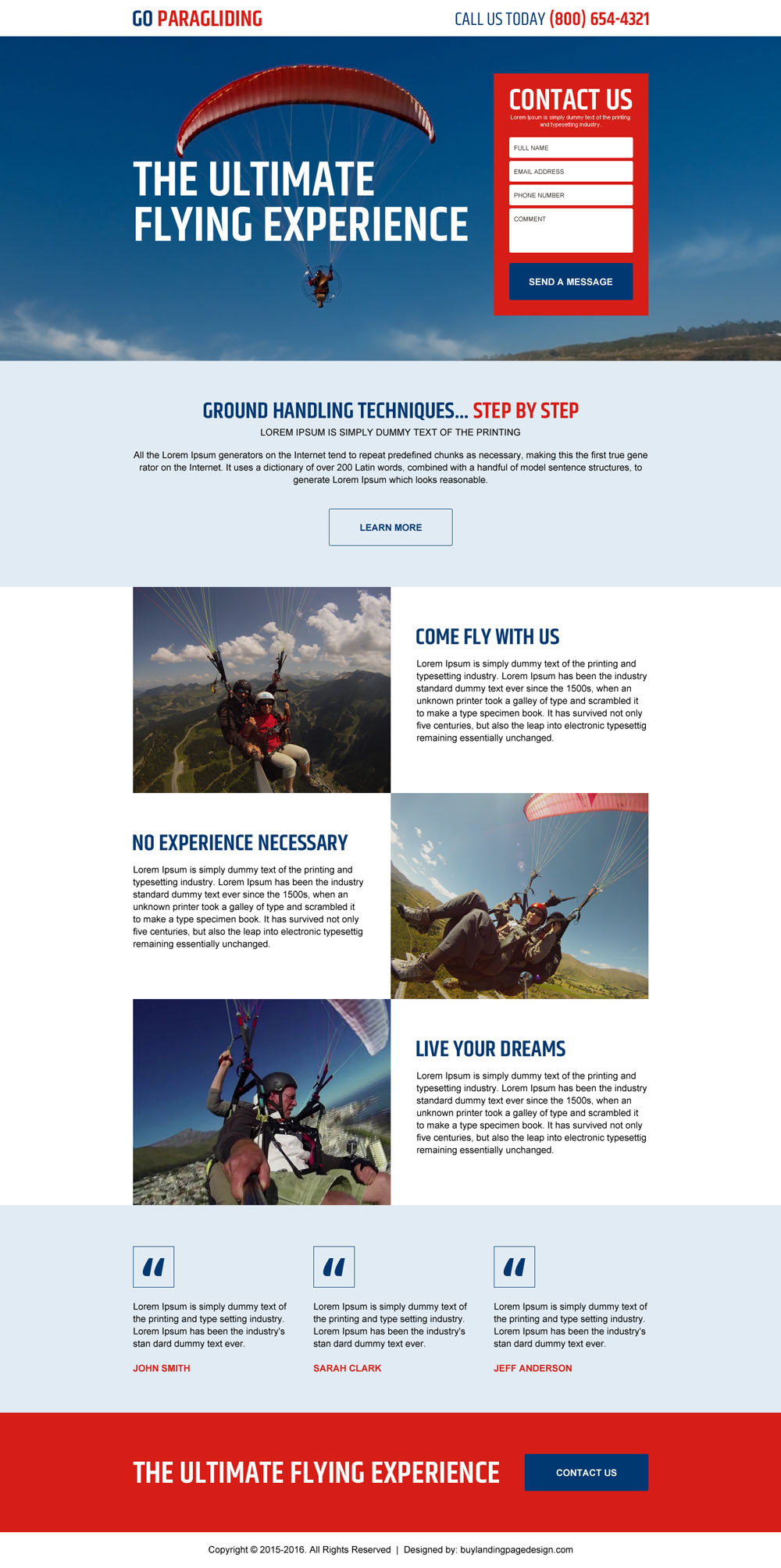 paragliding-service-lead-generation-converting-landing-page-design-001