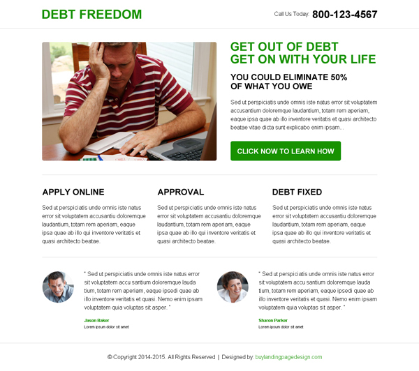 minimalist-debt-service-landing-page-design-templates-for-debt-relief-business-conversion-006