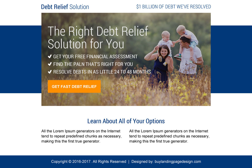 best-debt-relief-solution-ppv-call-to-action-landing-page-design-019