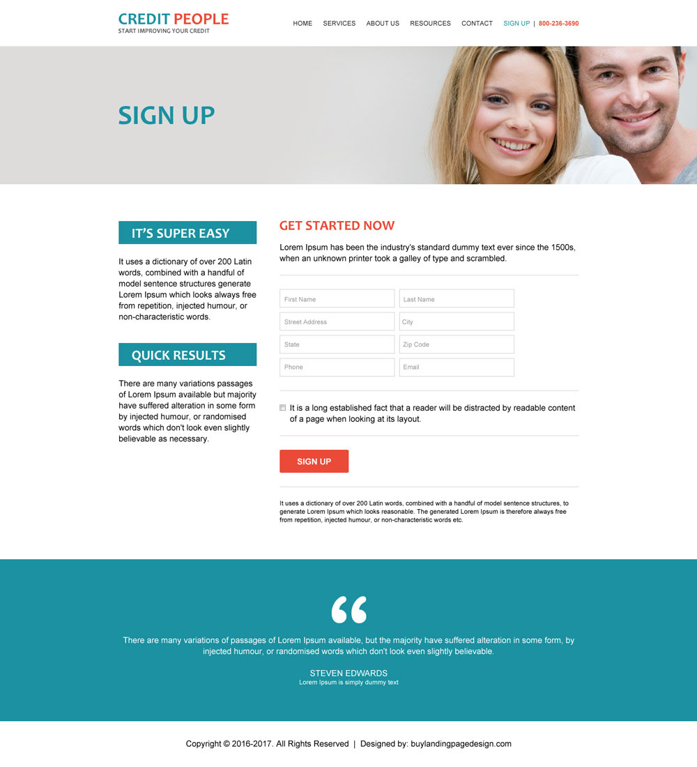 best-credit-repair-companies-html-website-design-templates-002-sign-up-page-design-preview