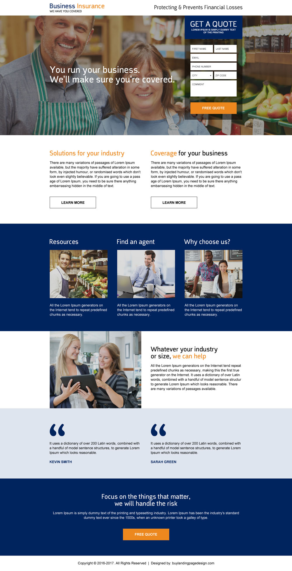 low-cost-small-business-insurance-free-quote-lead-capture-landing-page-design-004