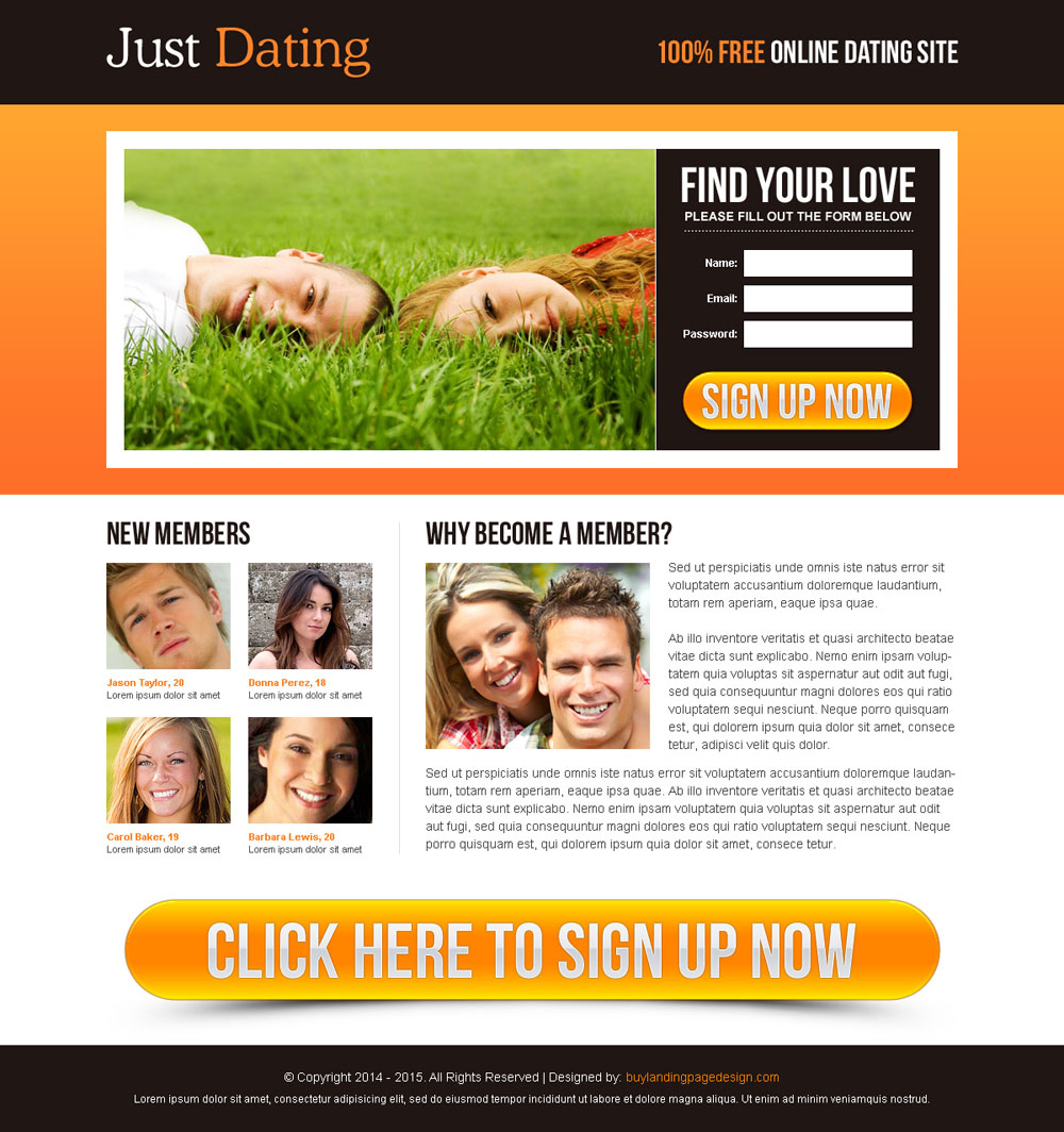 Dating sites for free membership