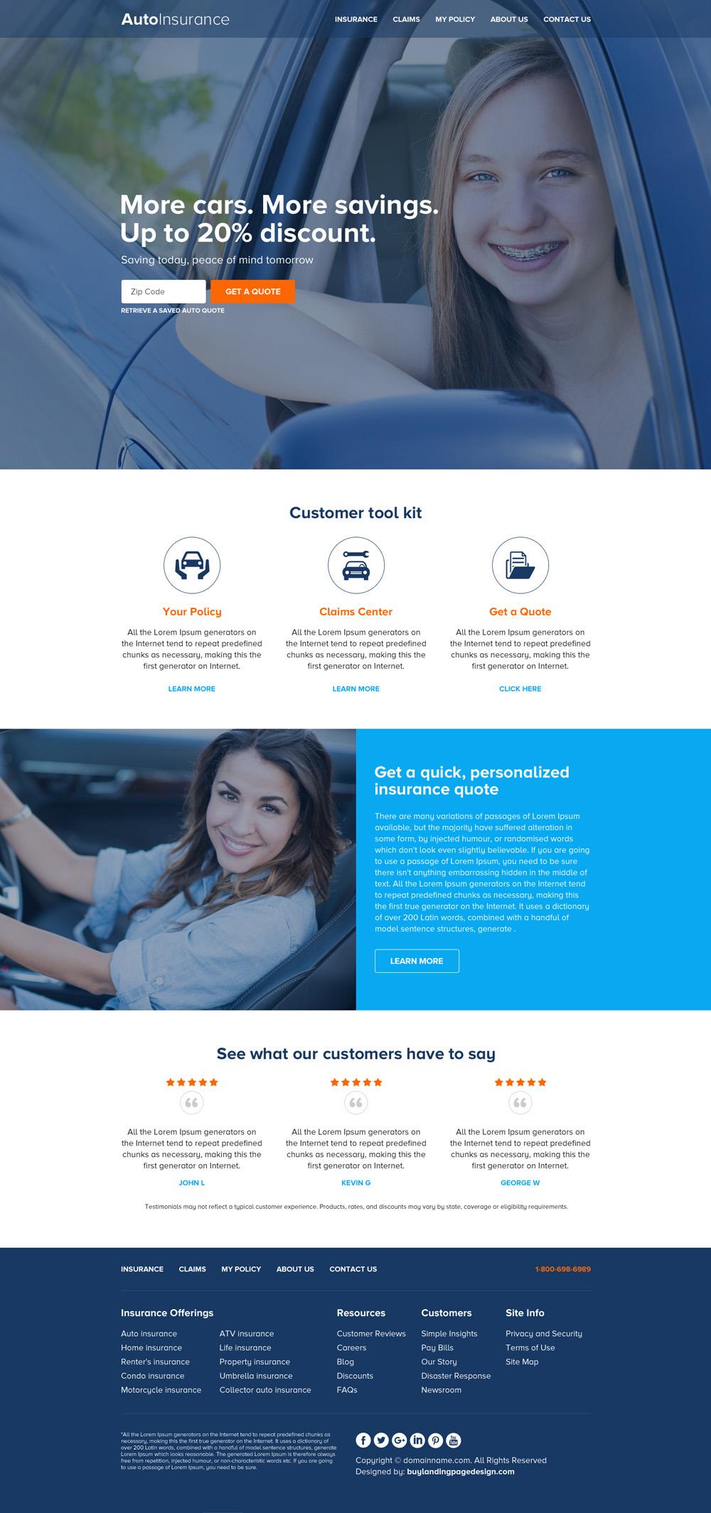 4 auto insurance web