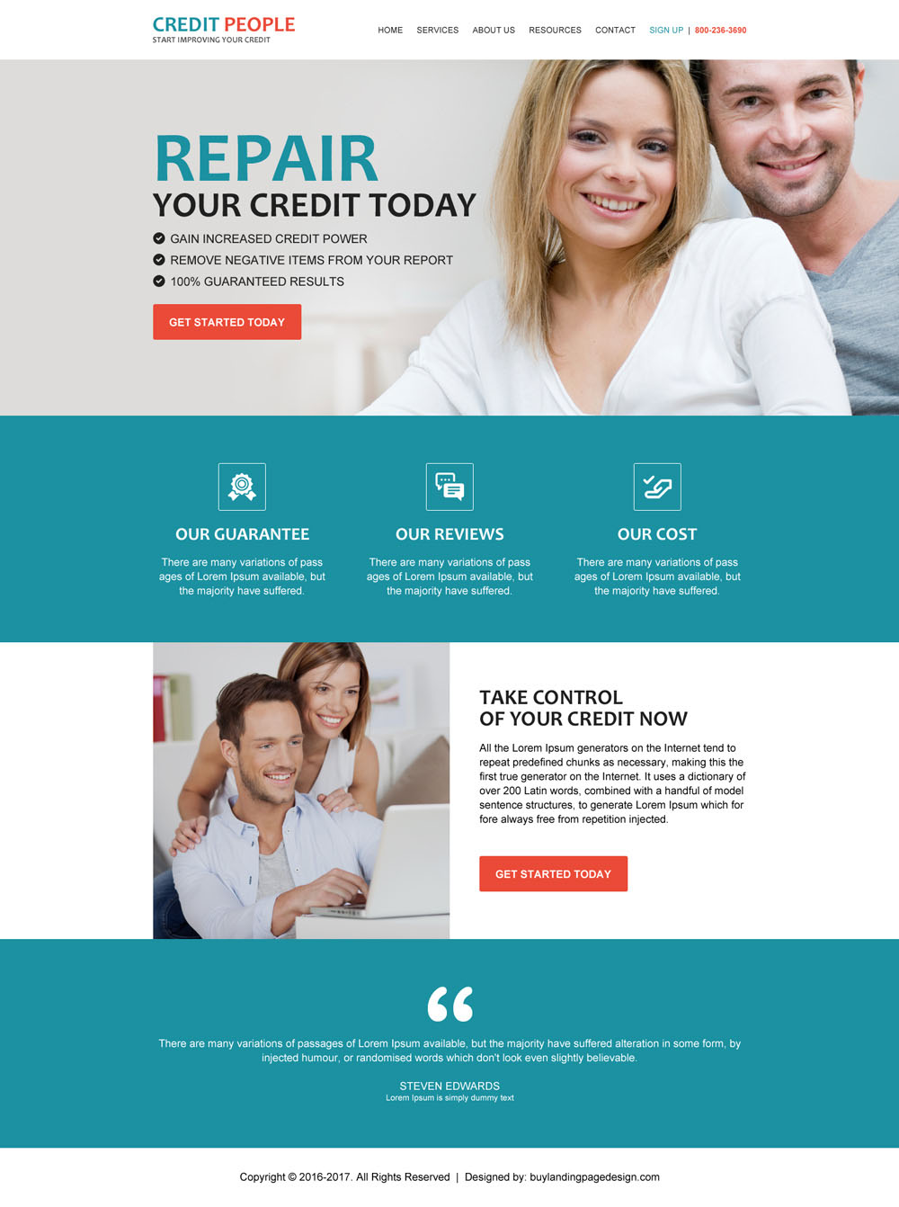 Here Are Few Of Our Mobile Friendly And Professional Credit Repair Website Templates
