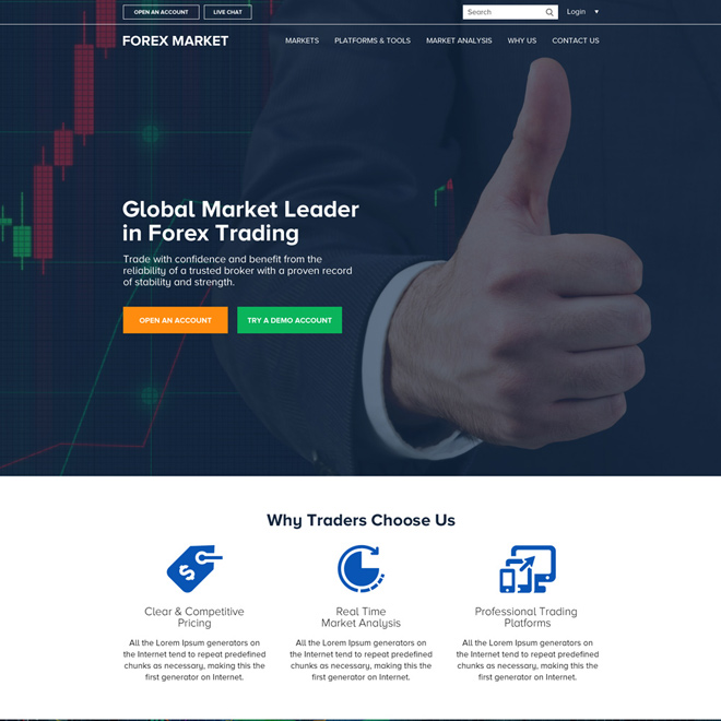 systematic approach to forex trading website design Forex Trading example