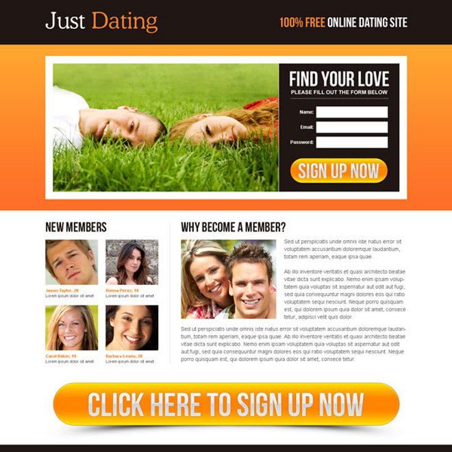 Free adult dating templates in Sydney