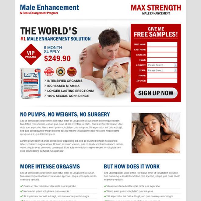 Do Sex Drive Supplements Work