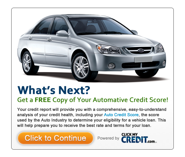 automotive credit score