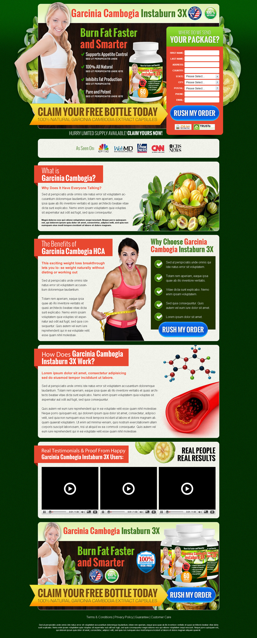 burn fat faster and smarter