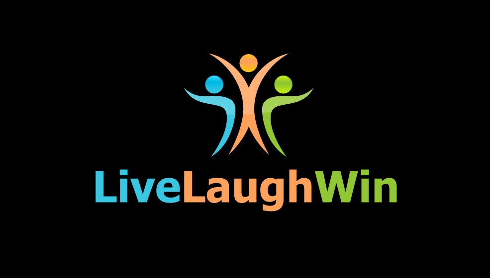 live laugh win