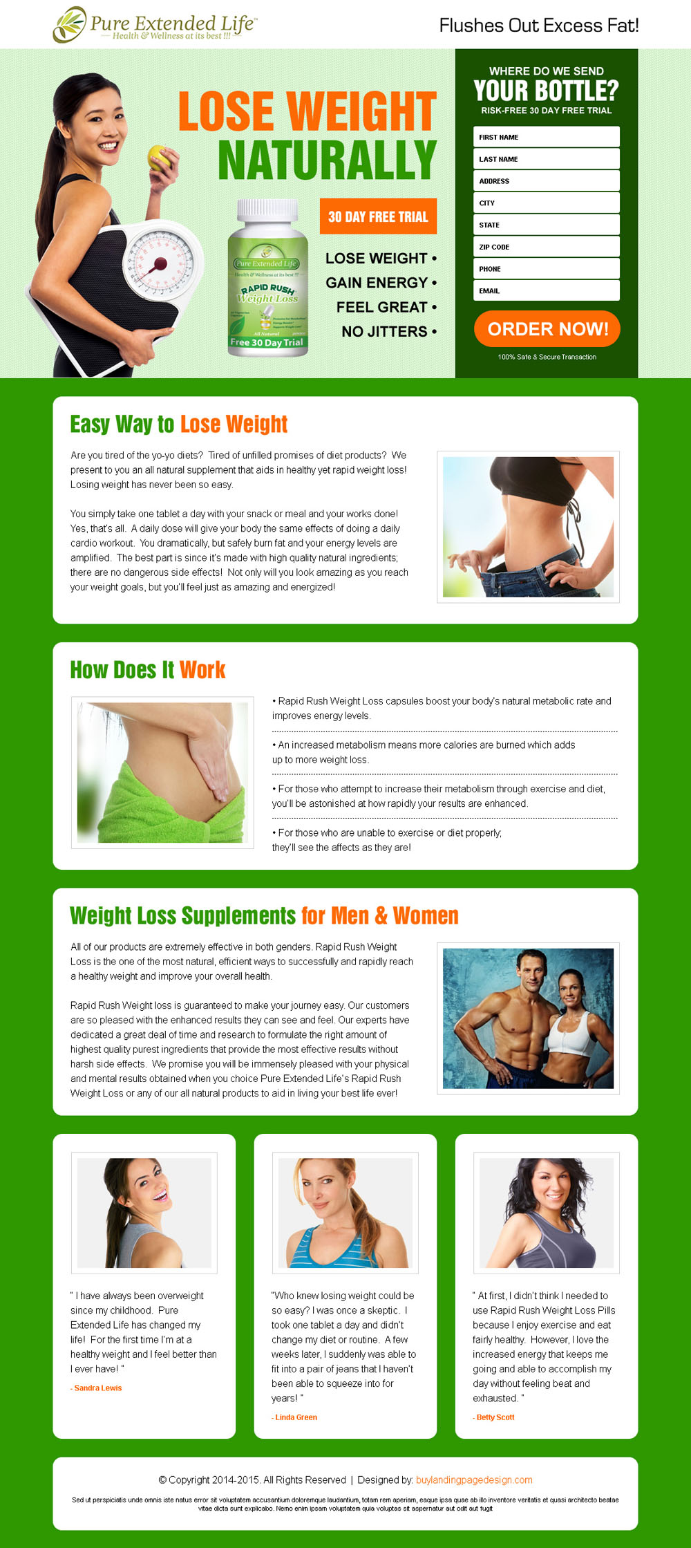 weight loss supplements