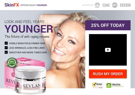 organic anti aging cream  example