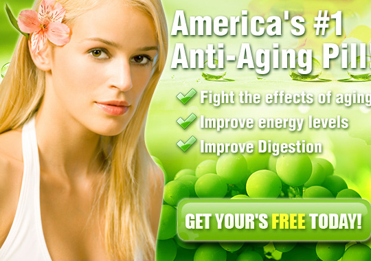 anti ageing pill  example