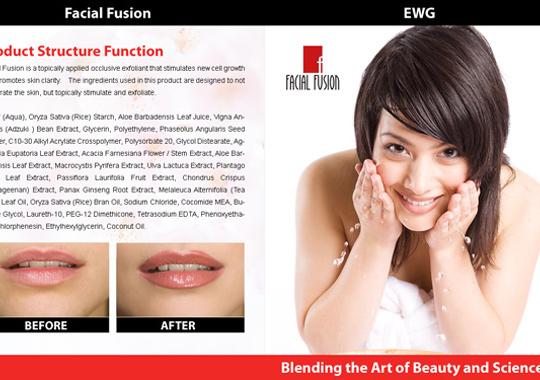 beauty cream product  example