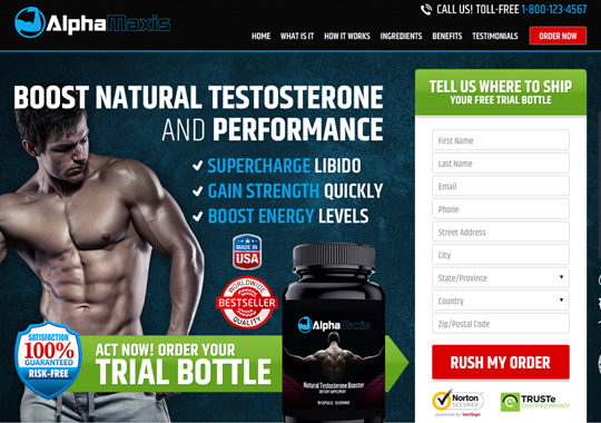 bodybuilding product  example