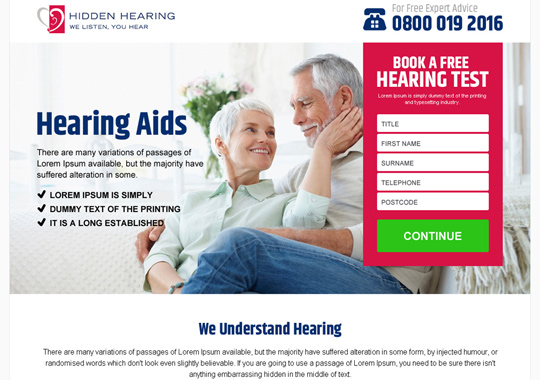 hearing solution  example