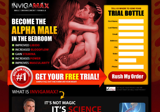 male enhancement trial product  example