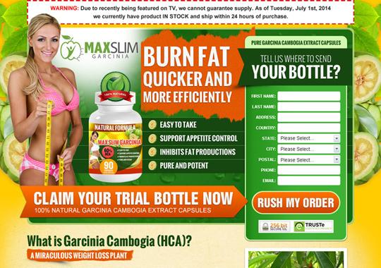 garcinia cambogia capsules  example