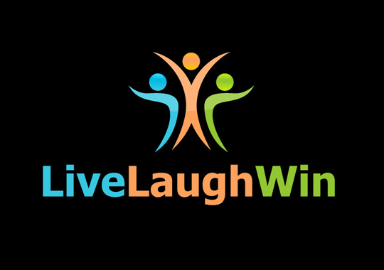 live laugh win  example