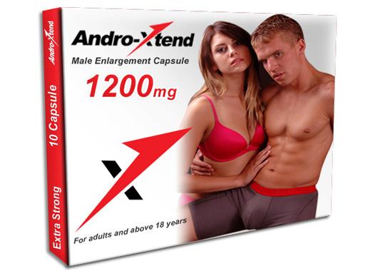 male enhancement capsule box  example