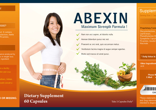 weight loss capsules  example