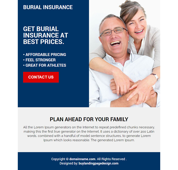 get burial insurance at best prices ppv design