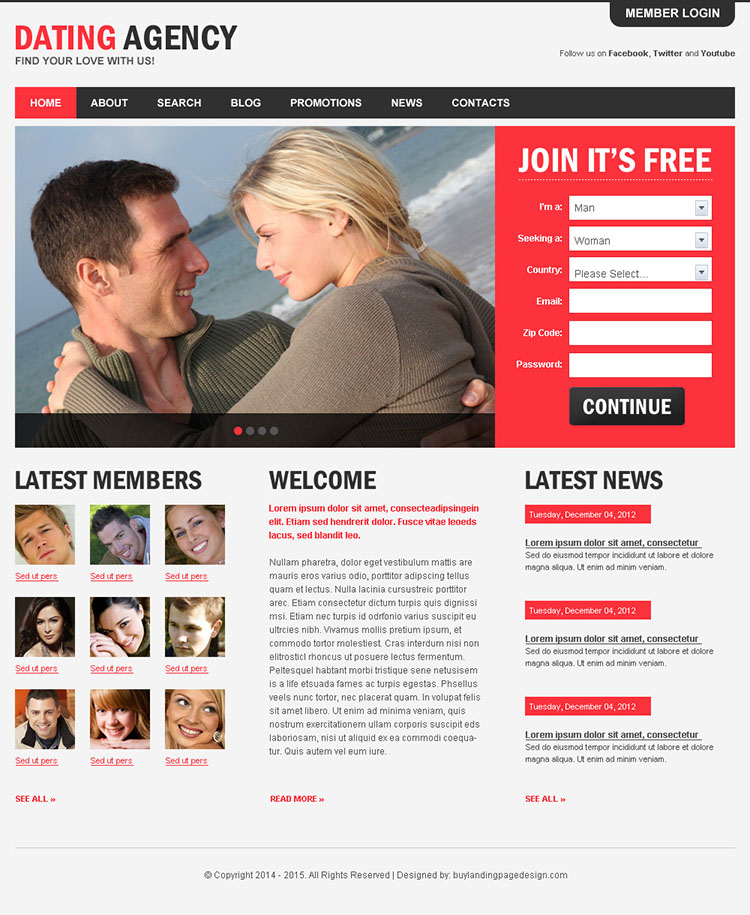 Free dating site for successful professionals