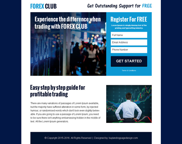 Need forex leads